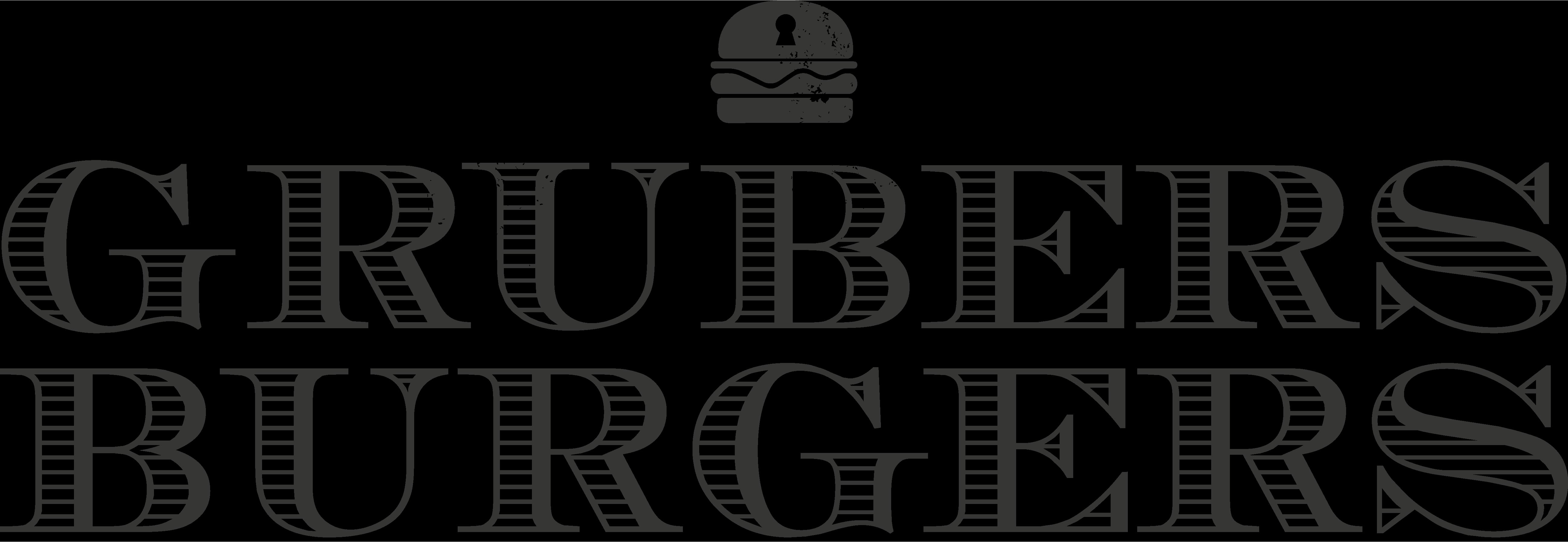 Grubers Burgers | Riccardo Giraudi | Restaurant | Logo